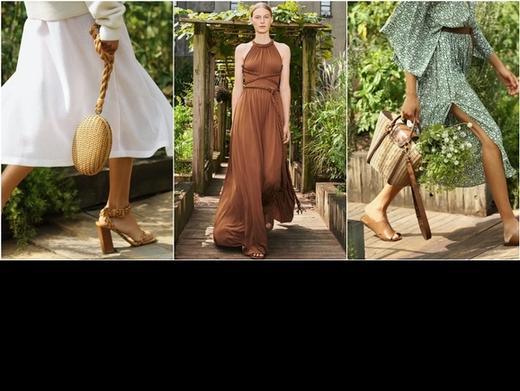 帶你享受片刻放鬆!MICHAEL KORS 2021春夏時裝:走進大自然裡的新風尚