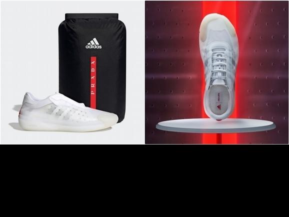 下雨也能穿!ADIDAS FOR PRADA全新帥鞋登場,開賣日期就在這一天