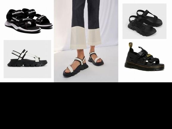 露出腳丫子才算夏天呀!5款厚底涼鞋品牌推薦,不只價格親民還讓你偷增高了