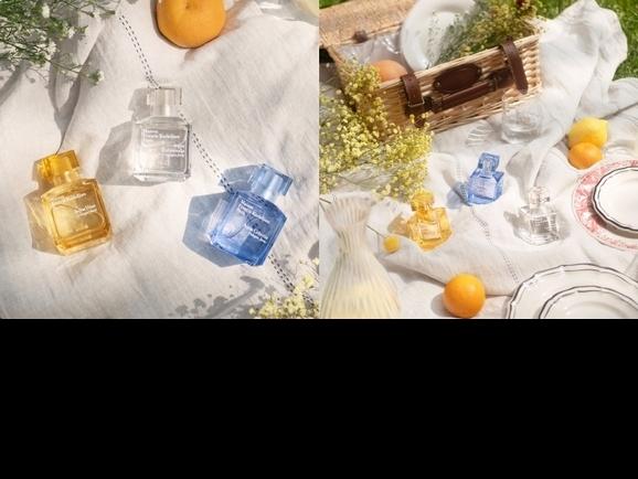 七夕居家約會用三款MFK增添儀式感,迷人香味超甜蜜,讓兩人世界更加溫!