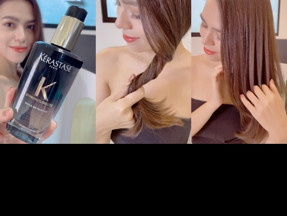正確使用護髮油的時機、手法你做對了嗎!別再誤會用了護髮油頭髮還是很毛躁無光了!