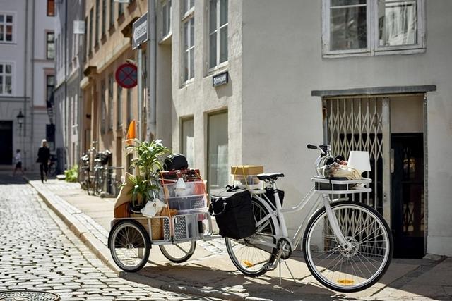 IKEA推出首部自行車「SLADDA」,愛地球的好設計