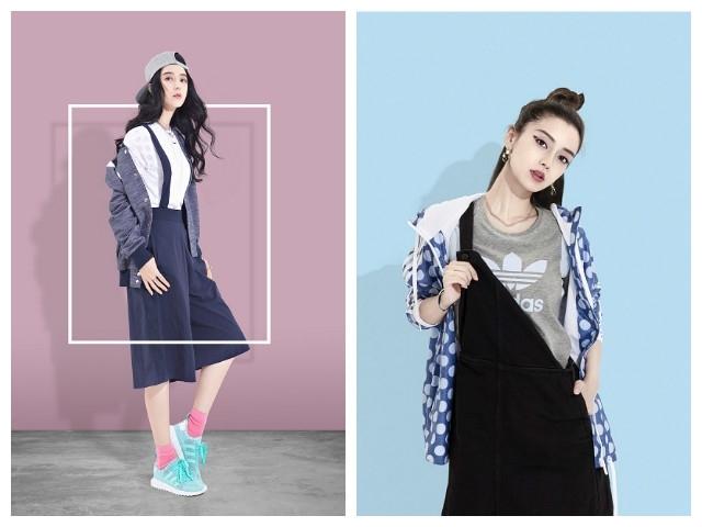 春天怎麼穿最潮?adidas Originals打造輕甜率性女孩