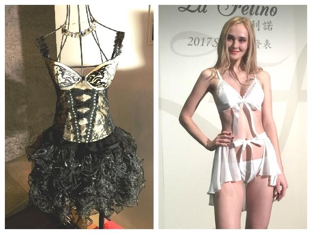內在美的時髦想像 La Felino春夏夢幻內衣登場