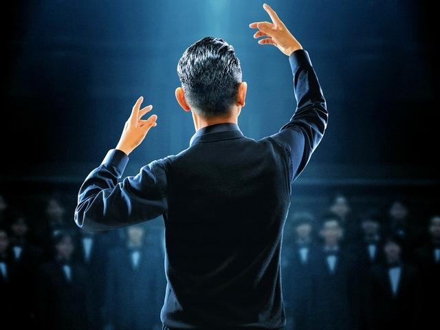 華仔指揮《熱血合唱團》身影亮相  團員唱歌為他祈福打氣