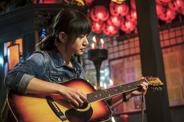 李千娜3天練出吉他神技 雙手磨破滴血壓力大崩潰