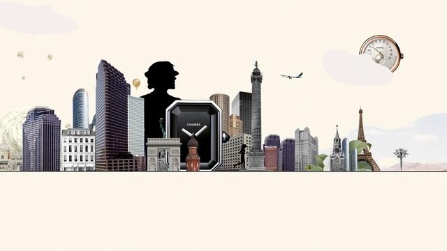 Baselworld 2017巴塞爾鐘錶展報導  香奈兒的八角時光