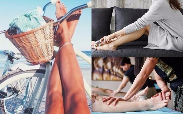 一樣都是按摩,為什麼SPA美容師按摩後的腿就是比較細?原來是差在這重要的關鍵步驟....