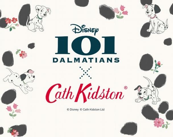 Cath Kidston圓點印花遇上迪士尼101忠狗!