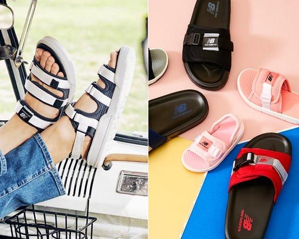 鞋櫃不能少這雙!潮人必備的運動涼鞋你有了嗎?