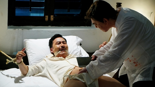 《失眠》挑戰血腥底線 黃秋生虐殺日軍「生剁命根子」