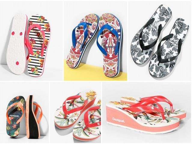 造型拖鞋-海邊人字拖  ▼價格$1,280-1,680