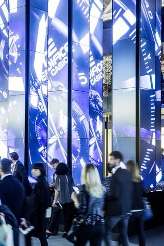 Baselworld 2017與世界連動——卡西歐(Casio)巴塞爾鐘錶展新作上市
