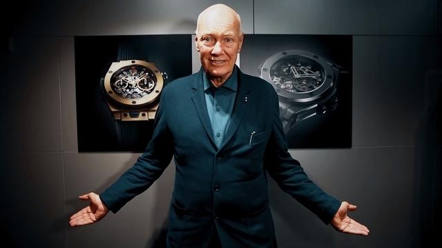Baselworld 2017比佛先生的15分鐘——LVMH集團鐘錶事業群總裁Jean-Claude Biver 專訪
