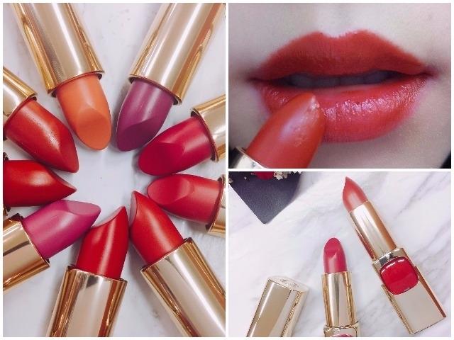 經典亮紅、顯白橘紅、優雅裸粉…最經典的玫瑰色通通有 純色訂製唇膏再推新色