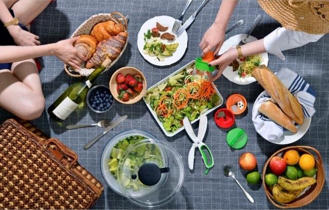輕鬆打造「風格素」蔬食時尚,廚神戈登也愛用的紐約設計餐廚品牌OXO正式登台
