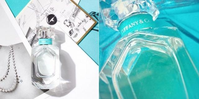 如鑽石般閃耀!Tiffany推出令女孩銷魂尖叫的全新香氛