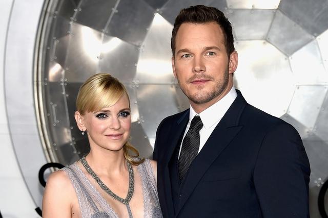 星爵和老婆宣布分居 8年婚姻玩完
