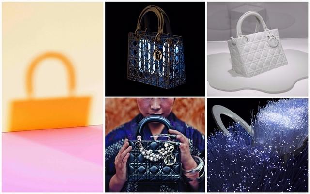 傳奇包款的藝術變身——《Lady Dior As Seen By》藝術展
