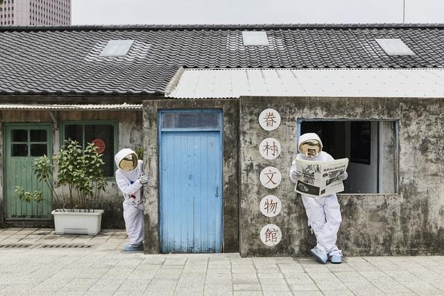 太空人出沒台北!歐米茄超霸系列60周年