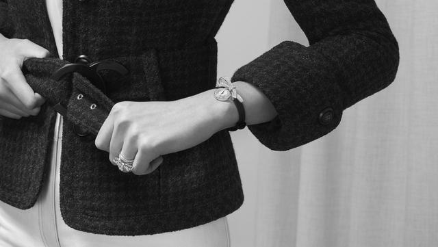 不只優雅更要夢幻!香奈兒《Ruban》珠寶為妳繫上輕盈活潑的鑽石蝴蝶結
