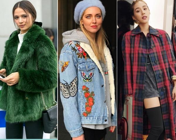終於可以拿出大衣了!2017秋冬大流行的3款外套報你知