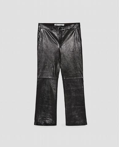 推薦單品三: 小喇叭皮褲NT8490