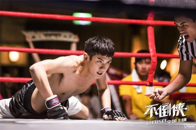 柯震東中國解禁! 《打噴嚏》改名《不倒俠》 12月登陸上映