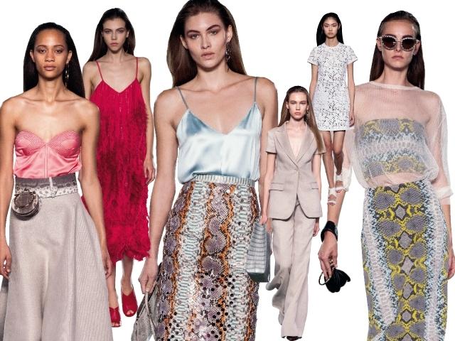 2018春夏米蘭女裝周Salvatore Ferragamo  好萊塢風采