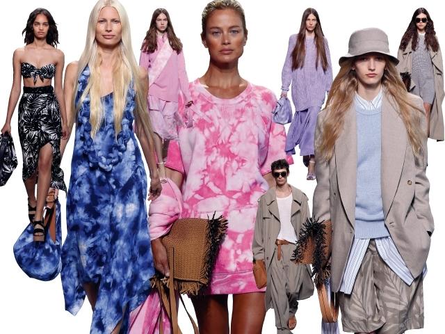 2018春夏紐約女裝周Michael Kors Collection     馬里布假期