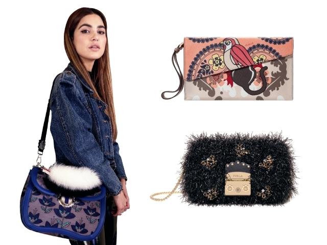 2018春夏女裝周配件趨勢Furla  包包的52種表情
