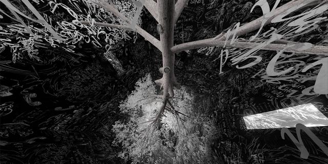 「我的身體不見了?!」美國前衛音樂教母蘿瑞.安德森╳臺灣新媒體藝術家黃心健虛擬實境VR作品《沙中房間》北美館首展