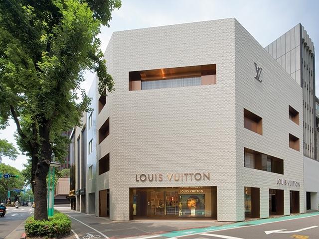 LV Building    城市中的時髦綠洲