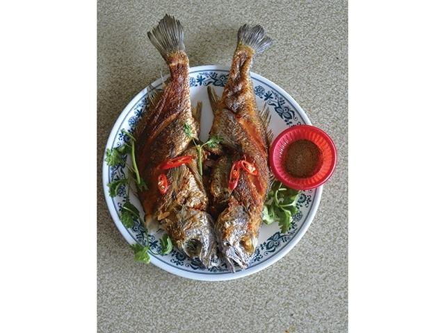 尚武 家之味 輯一海海人生味    阿美姨的魚料理