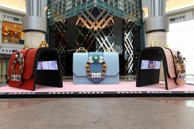 台北最新打卡熱點!MIU LADY包特展 帶妳走進巨人的珠寶盒