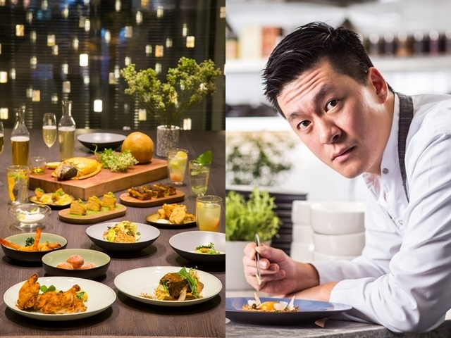 晶華全新風格飲食空間「Taste Lab」開幕,米其林一星天菜大廚Paul Lee駐店客座2個月