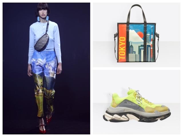 香港直擊!Balenciaga 2018春夏 潮男潮女的時髦日常