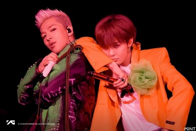 BIGBANG入伍倒數 GD 太陽宣告死會頻放閃
