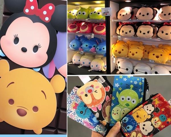 萌到太犯規!DIY抱枕、自製手拿包,迪士尼TSUM TSUM派對嘉年華台北101可愛登場