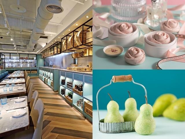 風靡香港的潮味中菜,《唐點小聚》療癒系港點超可愛