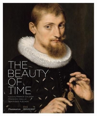 2018年備受期待的鐘錶專著  《The Beauty of Time》