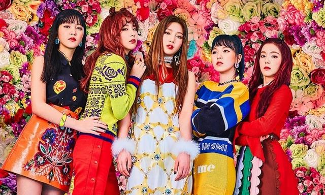 會唱新專主打! Red Velvet約台粉南港見