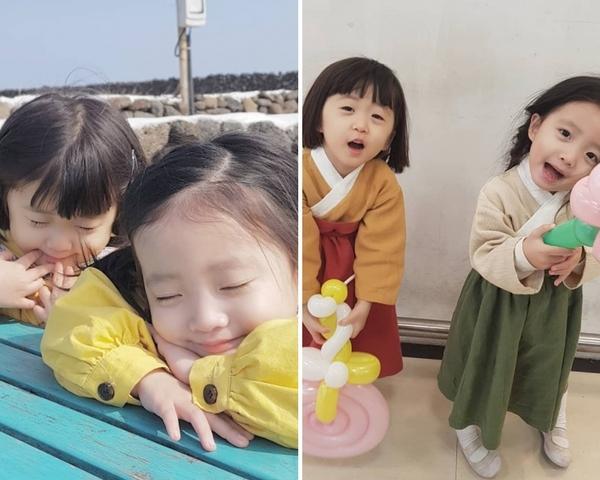 疲憊的心需要療癒?看看韓國超萌雙胞胎뚜아뚜지的可愛日常