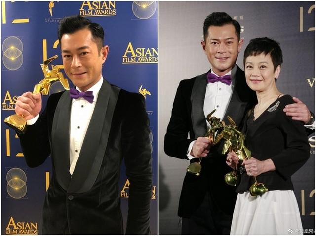 亞洲電影大獎/古天樂入行25年首奪影帝 影后張艾嘉抱雙獎最風光