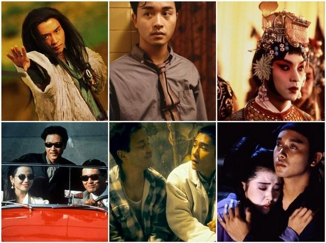 懷念哥哥15年/你不能錯過的張國榮十大經典電影