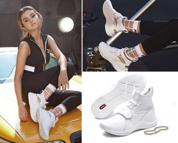 台灣限量50雙!Selena Gomez參與PUMA Phenom Lux鞋款設計,部分所得捐公益