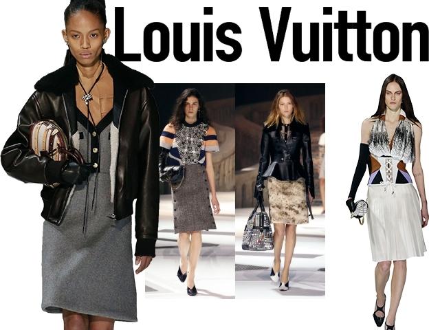 2018秋冬巴黎女裝周Louis Vuitton    在羅浮宮裡上太空