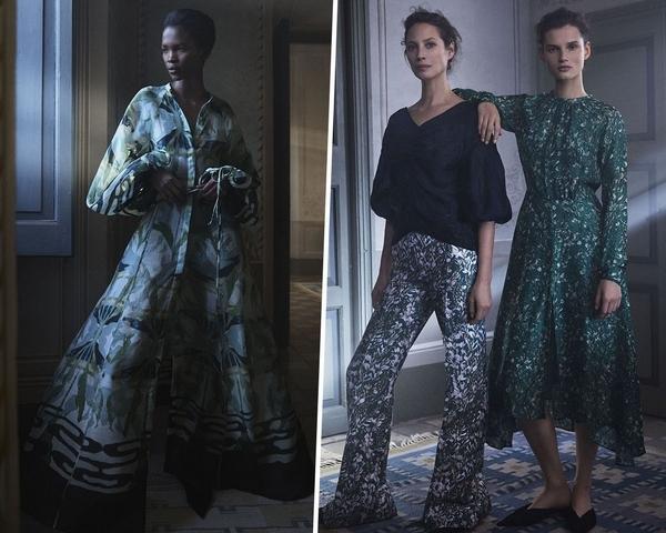 舒淇婚紗也選它!H&M Conscious Exclusive系列攜手W Hotel展演環保時尚