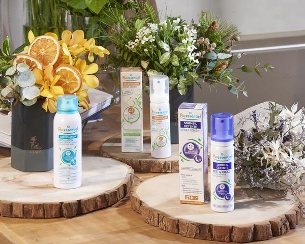 用大自然的能量寵愛母親!天然植物精油Puressentiel攜手巧偶花藝推出聯名花禮