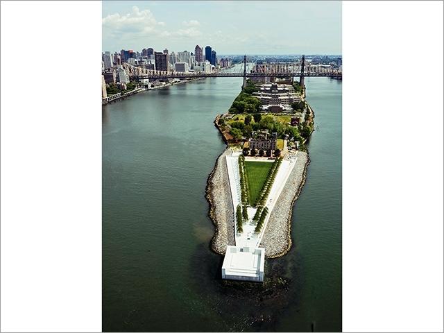 沉默與光-路易斯.康 羅斯福四大自由紀念公園